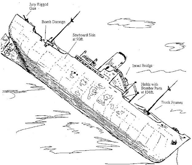 torpedo engine diagram