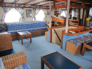 main lounge SS Thorfinn